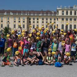 Červen 24, Výlet farního sborečku do Vídně 2017, SDB Žabovřesky