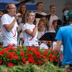 Červenec 26, SDM - koncert SBM, Krakow