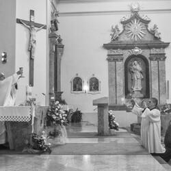 říjen 16, Hodová mše svatá. Uherský Ostroh