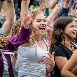 srpen 20, Celostátní setkání mládeže v Olomouci - Poslední den - DPZ